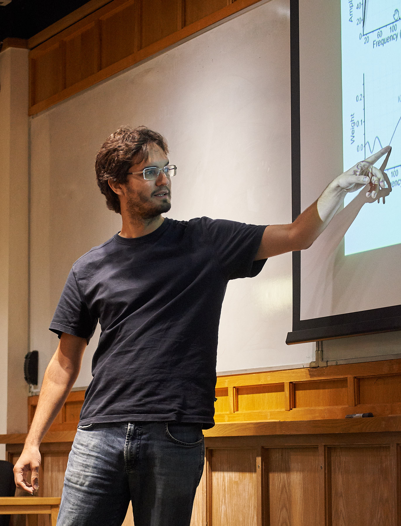 Unit postdoctoral scientist Vitor Lopes dos Santos sheds new light on the parsing of hippocampal oscillations.