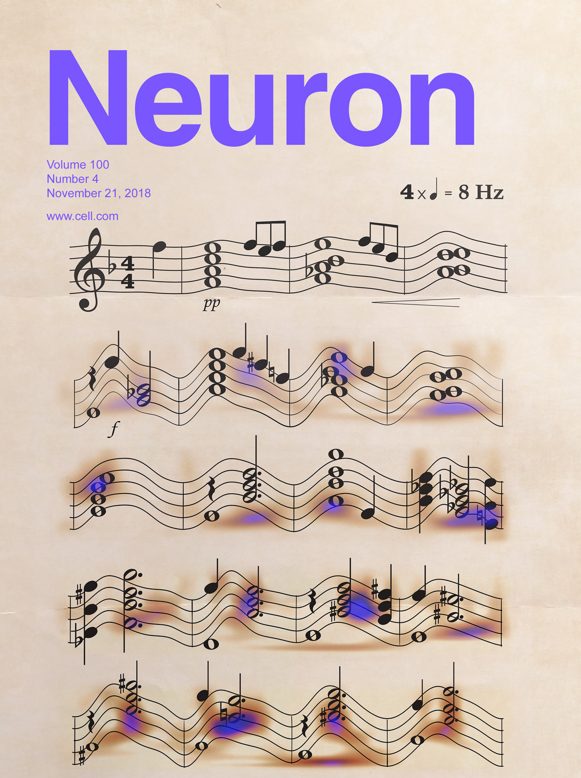 Neuron cover November 2018