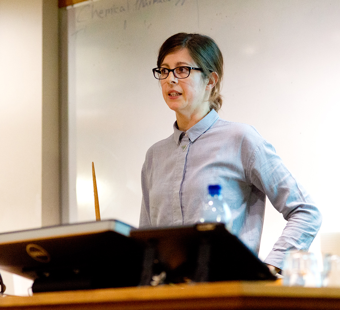 Professor Stephanie Cragg gives insight into how to excel in both teaching and research